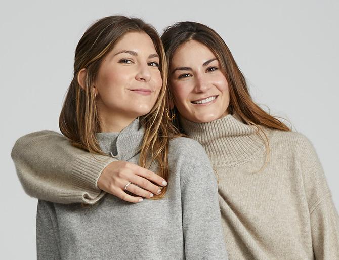 Daniela Aguirre y Alexia Aguirre_ Yanbal