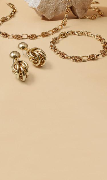 Aretes collares pulseras con alma latina joyeria Yanbal